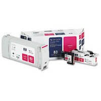 Hewlett Packard HP C5002A ( HP 83 ) Discount Ink Cartridge / Printhead / Cleaner