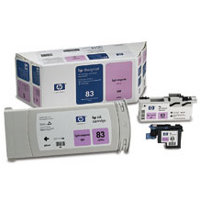 Hewlett Packard HP C5005A ( HP 83 ) Discount Ink Cartridge / Printhead / Cleaner