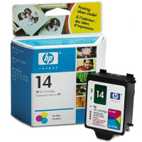 Hewlett Packard C5010DN ( HP 14d Tri-color ) Discount Ink Cartridge