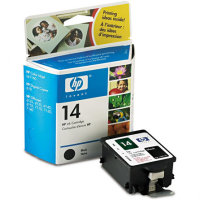 Hewlett Packard HP C5011AN ( HP 14 Black ) Discount Ink Cartridge