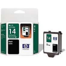 Hewlett Packard C5011DN ( HP 14d Black ) Discount Ink Cartridge