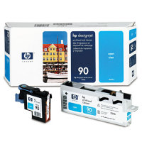 Hewlett Packard C5055A ( HP 90 ) Discount Ink Printhead with Printhead Cleaner