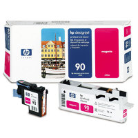 Hewlett Packard C5056A ( HP 90 ) Discount Ink Printhead with Printhead Cleaner