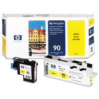Hewlett Packard C5057A ( HP 90 ) Discount Ink Printhead with Printhead Cleaner
