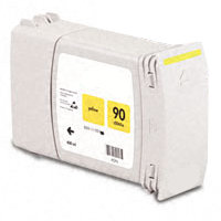 Hewlett Packard HP C5065A ( HP 90 Yellow High Capacity ) Remanufactured Discount Ink Cartridge