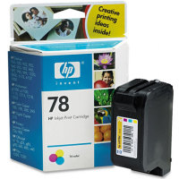 Hewlett Packard HP C6578D( HP 78 ) Tri-Color Discount Ink Cartridges