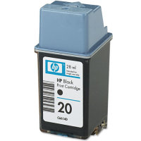 Hewlett Packard C6614DN ( HP 20 ) Discount Ink Cartridge