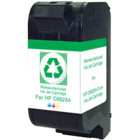 Hewlett Packard HP C6625AN ( HP 17 ) Professionally Remanufactured Color Printhead Discount Ink cartridge