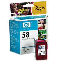 Hewlett Packard HP C6658AN ( HP 58 ) Photo Color Discount Ink Cartridge