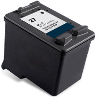 Hewlett Packard HP C8727AN / HP C8727A ( HP 27 ) Professionally Remanufactured Black Discount Ink Cartridge