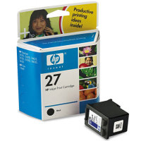 Hewlett Packard HP C8727AN / HP C8727A ( HP 27 ) Black Discount Ink Cartridge