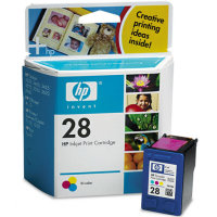 Hewlett Packard HP C8728AN / HP C8728A ( HP 28 ) Tri-Color Discount Ink Cartridges