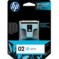 Hewlett Packard HP C8774WN ( HP 02 light cyan ) Discount Ink Cartridge