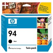 Hewlett Packard HP C9350FN ( HP 94 Twinpack ) Discount Ink Cartridge Twin Pack