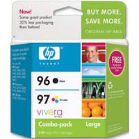 Hewlett Packard HP C9353FN ( HP 96/97 ) Discount Ink Cartridge Combo Pack