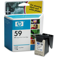 Hewlett Packard HP C9359AN ( HP 59 ) Gray Photo Ink Cartridge