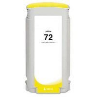 Hewlett Packard HP C9373A ( HP 72 yellow ) Remanufactured Discount Ink Cartridge