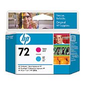 Hewlett Packard HP C9383A ( HP 72 Cyan/Magenta Printhead ) Discount Ink Cartridge Printhead