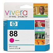 Hewlett Packard HP C9387AN ( HP 88 magenta ) Discount Ink Cartridge