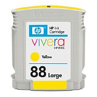 Hewlett Packard HP C9393AN ( HP 88XL yellow ) Discount Ink Cartridge