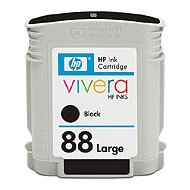 Hewlett Packard HP C9396AN ( HP 88XL Black ) Discount Ink Cartridge
