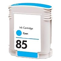 Hewlett Packard HP C9425A ( HP 85 Cyan ) Remanufactured Discount Ink Cartridge