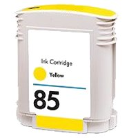 Hewlett Packard HP C9427A ( HP 85 Yellow ) Remanufactured Discount Ink Cartridge
