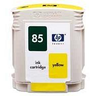 Hewlett Packard HP C9427A ( HP 85 Yellow ) Discount Ink Cartridge