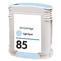Hewlett Packard HP C9428A ( HP 85 Light Cyan ) Remanufactured Discount Ink Cartridge