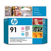Hewlett Packard HP C9462A ( HP 91 ) Discount Ink Cartridge Printhead