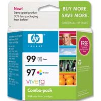 Hewlett Packard HP C9517FN ( HP 97/99 ) Discount Ink Cartridge Combo Pack