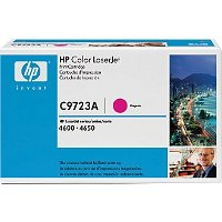 Hewlett Packard HP C9723A Magenta Laser Cartridge