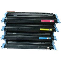 Compatible HP C9720A / C9721A / C9722A / C9723A ( C9721A ) Multicolor Laser Cartridge