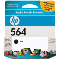 Hewlett Packard HP CB316WN ( HP 564 Black ) Discount Ink Cartridge
