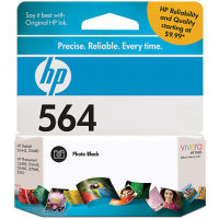 Hewlett Packard HP CB317WN ( HP 564 Photo Black ) Discount Ink Cartridge