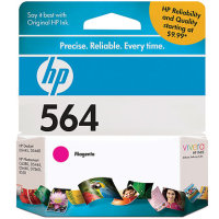 Hewlett Packard HP CB319WN ( HP 564 Magenta ) Discount Ink Cartridge
