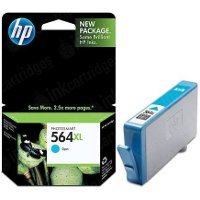 Hewlett Packard HP CB323WN ( HP 564XL Cyan ) Discount Ink Cartridge
