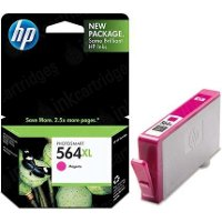 Hewlett Packard HP CB324WN ( HP 564XL Magenta ) Discount Ink Cartridge