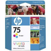 Hewlett Packard HP CB337WN ( HP 75 ) Discount Ink Cartridge