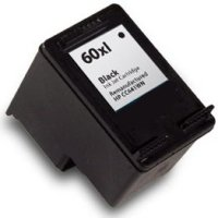 Hewlett Packard HP CC641WN ( HP 60XL Black ) Remanufactured Discount Ink Cartridge