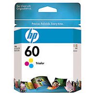 Hewlett Packard HP CC643WN ( HP 60 Tri-color ) Discount Ink Cartridge