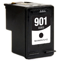 Hewlett Packard HP CC653AN ( HP 901 Black ) Remanufactured Discount Ink Cartridge