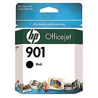 Hewlett Packard HP CC653AN ( HP 901 Black ) Discount Ink Cartridge