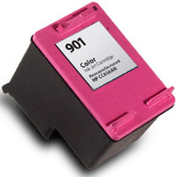 Hewlett Packard HP CC656AN ( HP 901 Tri-color ) Remanufactured Discount Ink Cartridge