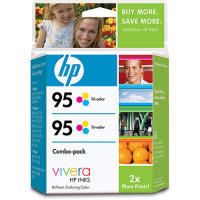 Hewlett Packard HP CD886FN ( HP 95 Twinpack ) Discount Ink Cartridge Twinpack