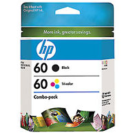 Hewlett Packard HP CD947FN ( HP 60 ) Discount Ink Cartridge Combo Pack
