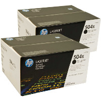 Hewlett Packard HP CE250XD Laser Cartridge Twin Pack