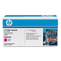 Hewlett Packard HP CE263A ( HP 648A magenta ) Laser Cartridge