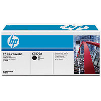 Hewlett Packard HP CE270A ( HP 650A Black ) Laser Cartridge