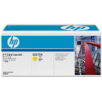 Hewlett Packard HP CE272A ( HP 650A Yellow ) Laser Cartridge